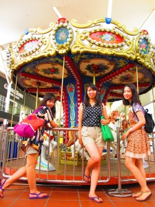 stop in carousel