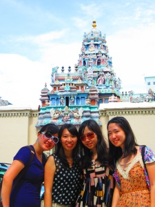 Sri Mariamman Temple - the oldest Hindu temple in Penang