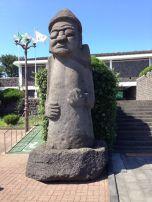 jeju statue